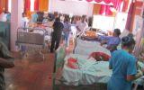 Áncash: Tres muertos y 31 quedan heridas tras vuelco de ómnibus