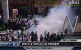 Ronderos atacaron municipio y comisaría en violenta protesta