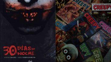 Halloween: ocho cómics para leer en una noche de miedo