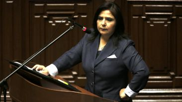 Ana Jara y ministros deben acudir hoy a Comisión López Meneses