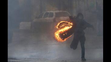 """Violencia en Israel: Al Fatah convoca """"día de la ira"""""""
