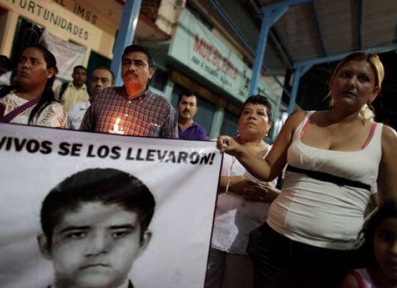 México: El calvario por los 43 estudiantes desaparecidos