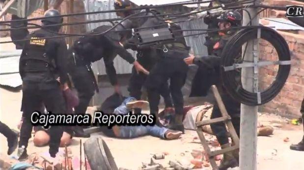 """Desalojo en Cajamarca: """"PNP hizo uso desmedido de la fuerza"""""""