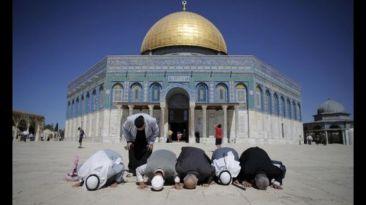 Explanada de las Mezquitas: Su historia y la actual disputa
