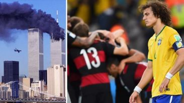 Técnico Parreira comparó el 7-1 de Brasil 2014 con el 11-S