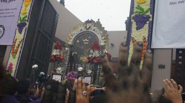 Señor de los Milagros: cierran Av. Tacna a las 9 a.m. mañana