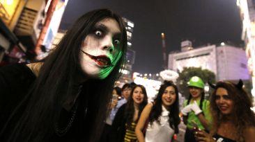Halloween: La noche de terror que se vivió en el mundo