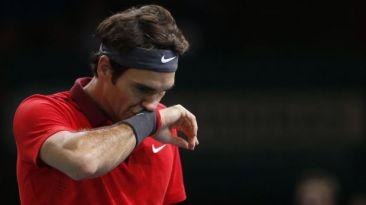 Masters 1000 de París: Roger Federer fue eliminado por Raonic