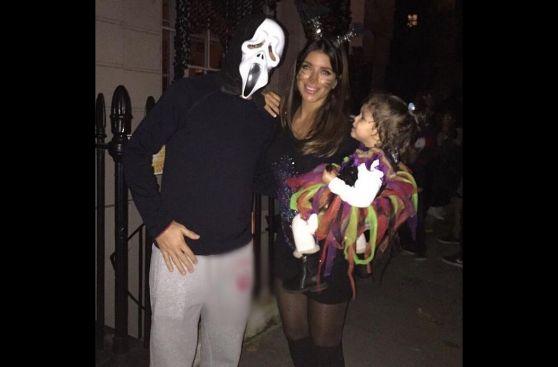 Halloween: los disfraces de los crack del fútbol