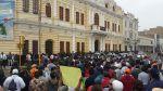 Chiclayo en medio de protestas de trabajadores y basura [Fotos] - Noticias de chiclayo
