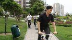 GALERÍA: Así fue la exhibición de BMX en el Jockey - Noticias de jockey plaza