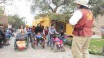 Miraflores: Realizan recorrido para personas con discapacidad - Noticias de cerro de pasco