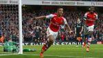 Arsenal goleó 3-0 al Burnley con doblete de Alexis Sánchez - Noticias de moran sanchez