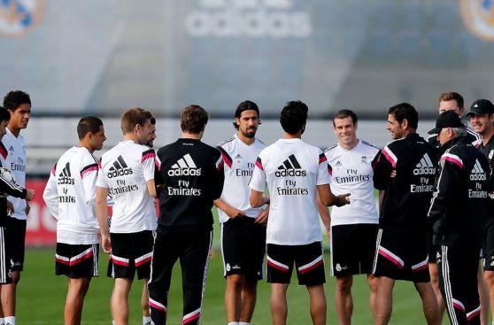 Real Madrid con Gareth Bale recuperado piensa en la Champions