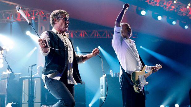 """The Who celebra sus 50 años de vida con """"The Who Hits"""""""