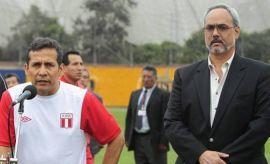 Manuel Burga le respondió a Ollanta Humala y a la Fiscalía