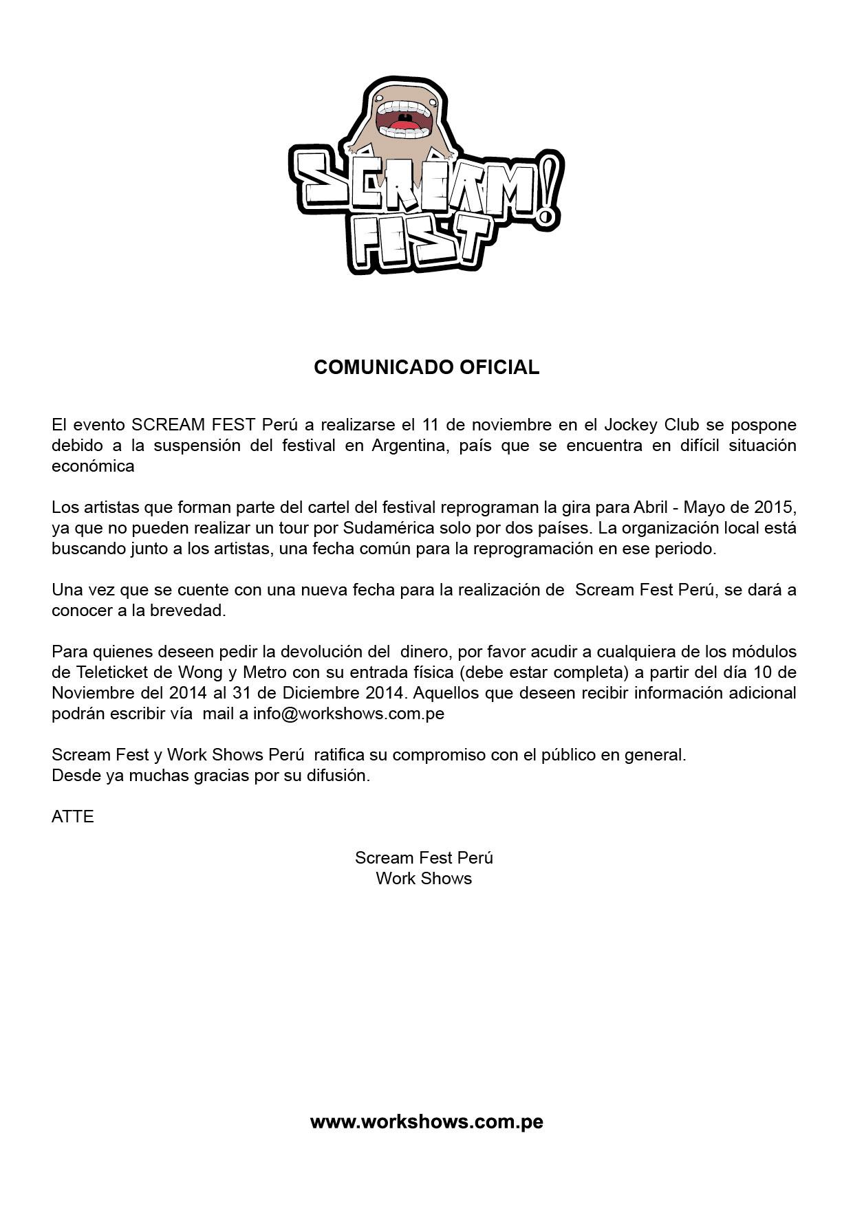 [Foto] Concierto de Austin Mahone en Lima se posterga hasta el 2015