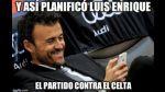 Los memes que grafican la derrota del Barcelona ante Celta - Noticias de liga española