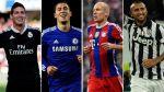 Ligas europeas: así van las tablas de los mejores torneos - Noticias de fiorentina