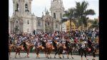 Ollanta Humala encabezó cambio de Guardia Montada en Palacio - Noticias de cambio de guardia