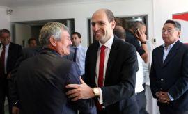 Contracara de Burga: Sergio Jadue fue reelegido en ANFP Chile