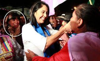 Roxana Altuna, asesora de Nadine Heredia, renunció al cargo