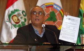 Caso Manuel Burga: autoridades deportivas irían al Congreso