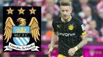 Manchester City ofrece 13 millones de euros por Marco Reus - Noticias de franck