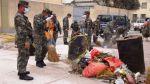 Soldados del Ejército recogen toneladas de basura en Chiclayo - Noticias de consejo municipal