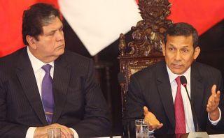 Alan García acusa a Humala de armar cortina de humo con BCR