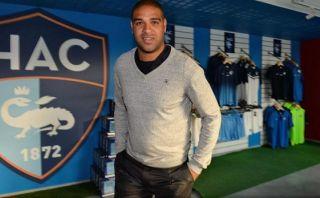 El brasileño Adriano fue denunciado por tráfico de drogas