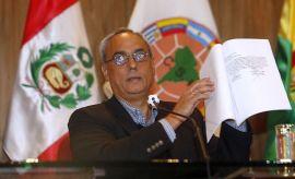 Fiscalización pedirá facultades para investigar a Manuel Burga
