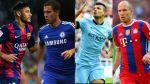 Champions League: partidos del miércoles y los canales de TV - Noticias de borussia dortmund vs apoel