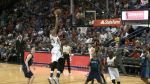 NBA: Anthony Davis y una monstruosa volcada tras un 'alley oop' - Noticias de lance stephenson
