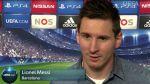 Messi dijo esto sobre récord en Champions y sus mejores goles - Noticias de wembley