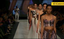 LIF Week: así fue el desfile de Fátima Arrieta