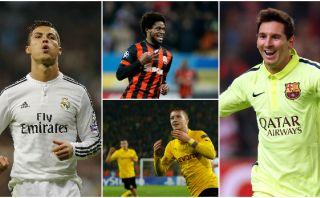 Champions League: recuerda lo mejor que nos dejó la fecha 4