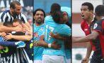 Cristal, Alianza y Melgar: el camino hacia título del Clausura