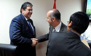 Alan García: le piden a PJ dejar sin efecto fallo que lo blinda