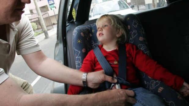 Sillas para bebes y ni os uso en autos ser obligatorio for Sillas para auto ninos 9 anos
