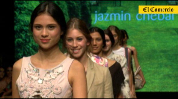 LIF Week: Así fue el desfile de Jazmín Chebar