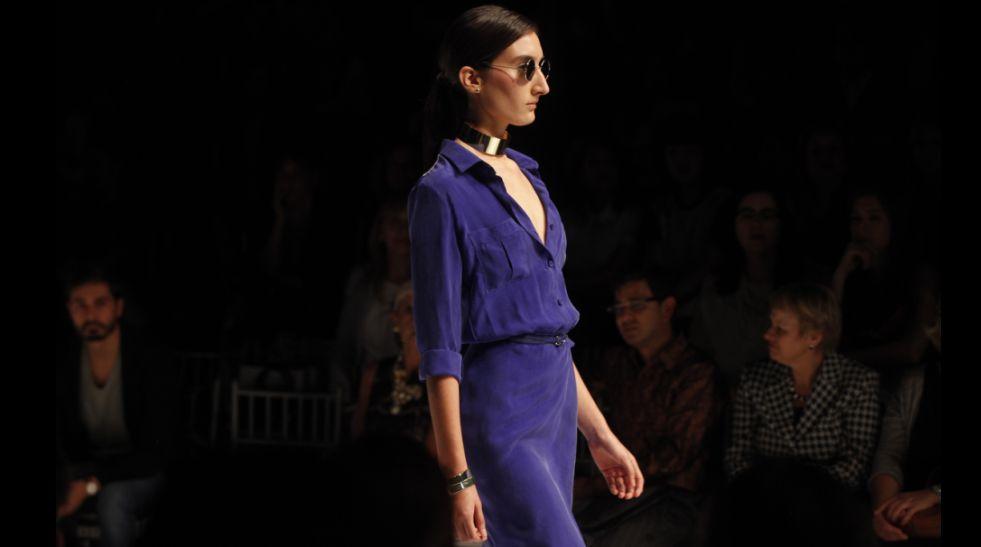 LIF Week 14.15: Noe Bernacelli y la pasión por el azul