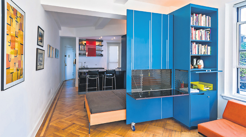 Muebles vers tiles optimiza la distribuci n de tu casa for Departamento pequenos distribucion