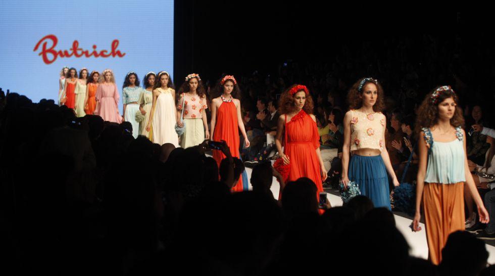 LIF Week 14.15: la propuesta retro de Jessica Butrich