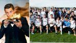 Cristiano Ronaldo compartió Bota de Oro con amigos del club - Noticias de hora peruana