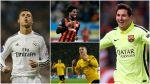 Champions League: recuerda lo mejor que nos dejó la fecha 4 - Noticias de anthony vanden borre