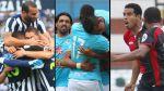 Cristal, Alianza y Melgar: el camino hacia título del Clausura - Noticias de fbc melgar