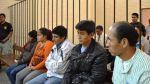 Esta tarde liberan a ronderos detenidos por pelea en discoteca - Noticias de becerra vasquez