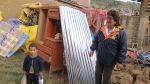 Vientos huracanados afectan a 200 familias al este de Huancayo - Noticias de rogelio huamani