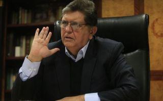 Alan García recusa a juez que iba a resolver sobre megacomisión